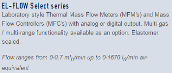 1-EL-Flow Select series