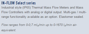 4-In-Flow Slect Series