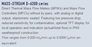 7-Mass stream D-6300 series